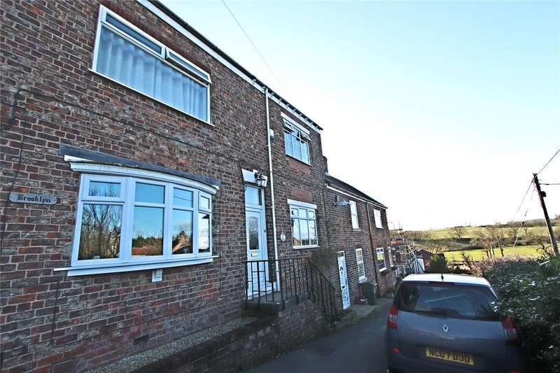 2 Bedrooms Terraced House for sale in Bank Terrace, Thorpe Thewles