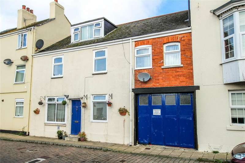 3 Bedrooms Terraced House for sale in Chamberlaine Road, Weymouth, Dorset, DT4