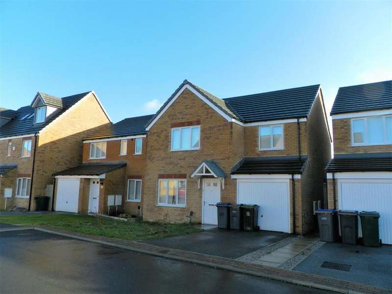 4 Bedrooms House for sale in Pear Tree Close, Halifax Road,Bradford, BD6 2DG