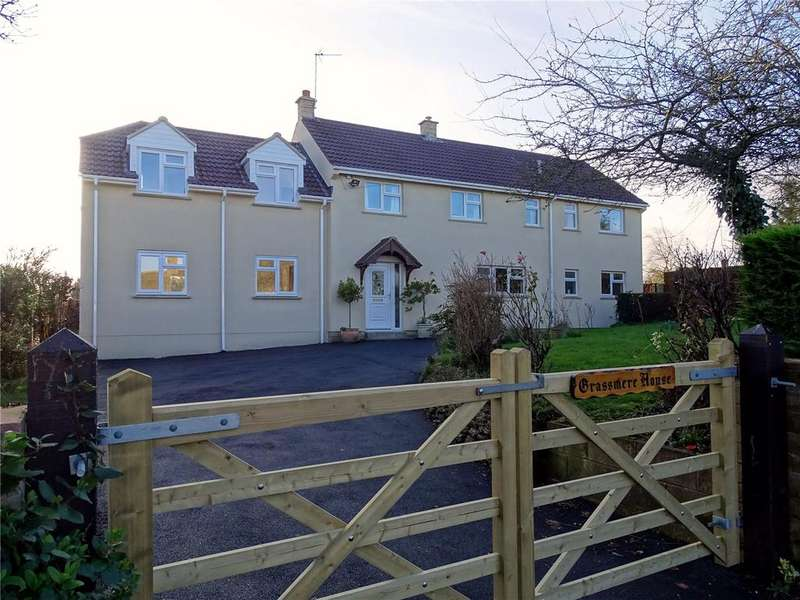 4 Bedrooms Detached House for sale in Seend Hill, Seend, Wiltshire