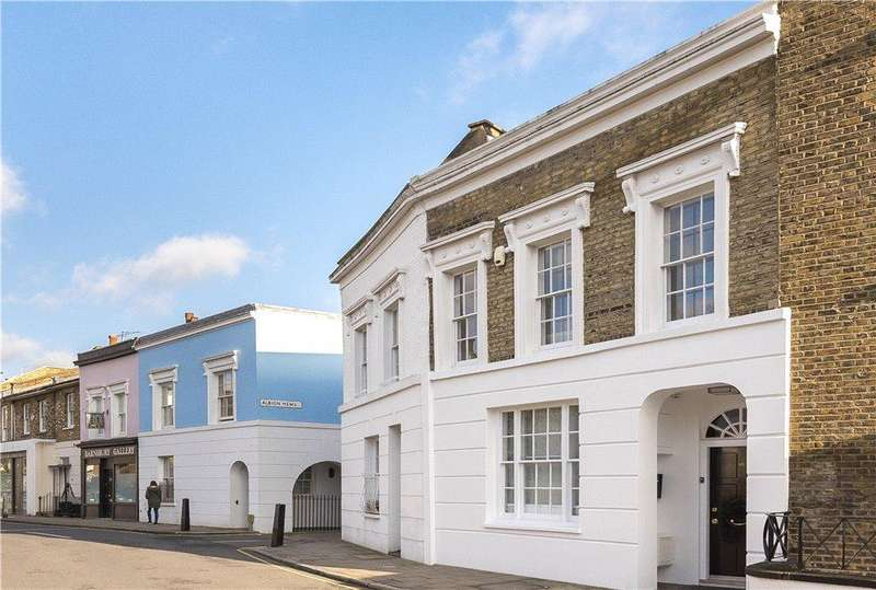 3 Bedrooms House for sale in Thornhill Road, London, N1