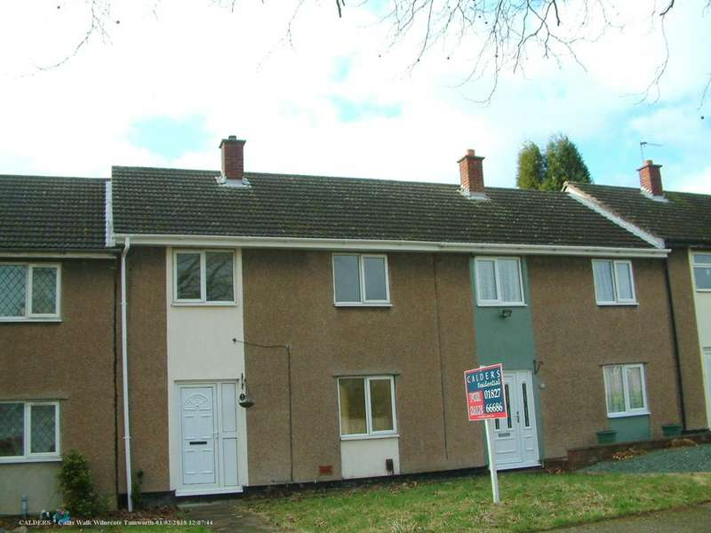 3 Bedrooms Terraced House for sale in Callis Walk, Wilnecote, B77 5LR
