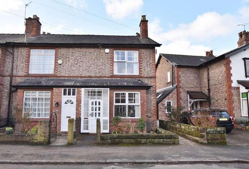 2 Bedrooms Terraced House for sale in Appleton Road, Hale