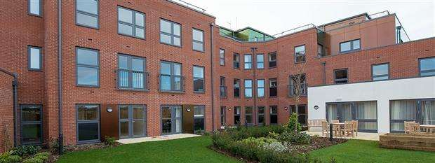 1 Bedroom Retirement Property for rent in Blake Court, Northgate Bridgwater TA6