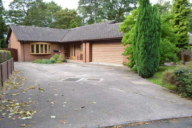 3 Bedrooms Detached Bungalow for sale in Conifer Close, Scunthorpe, North Lincolnshire, DN17