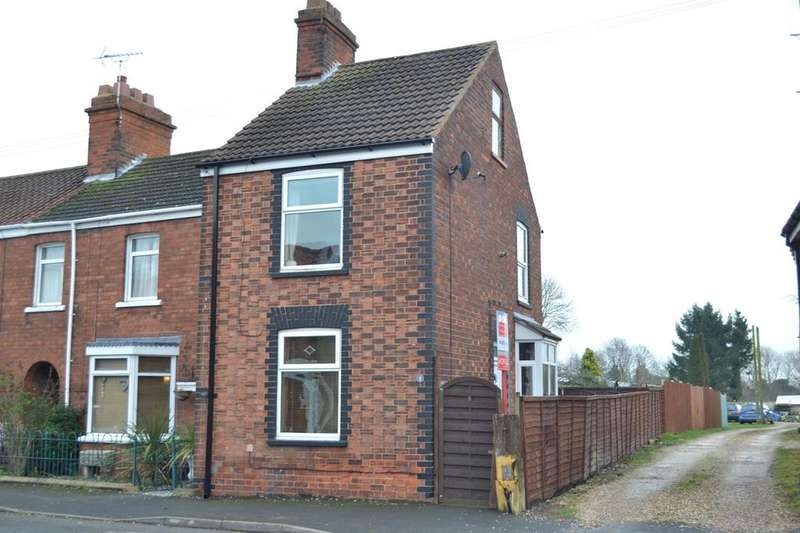 2 Bedrooms End Of Terrace House for sale in Priory Yard, St. Chad, Barrow-Upon-Humber, North Lincolnshire, DN19