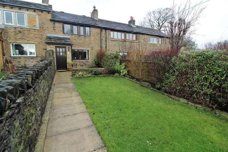 3 Bedrooms Terraced House for rent in Wood Street, Skelmanthorpe, Huddersfield, HD8 9BN