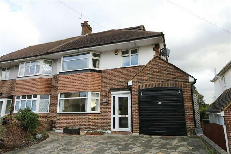 4 Bedrooms Semi Detached House for sale in Townley Road, Bexleyheath, Kent, DA6