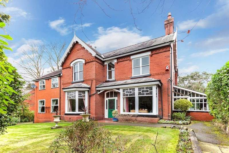 4 Bedrooms Detached House for sale in Park Lane, Congleton