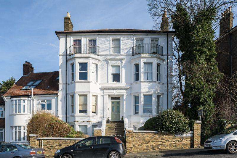2 Bedrooms Apartment Flat for sale in Eglinton Hill, Woolwich