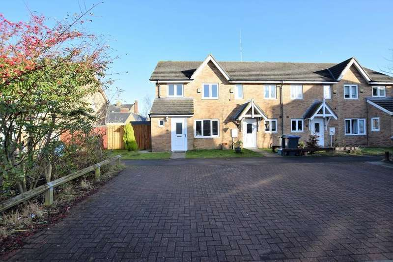 3 Bedrooms End Of Terrace House for sale in Hutton Court, Annfield Plain, Stanley
