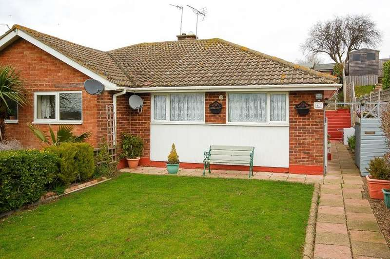 2 Bedrooms Semi Detached Bungalow for sale in Woodrow Chase, Herne Bay