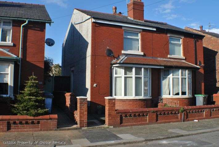 2 Bedrooms House for rent in Brierley Rd, Blackpool, FY3 8HP