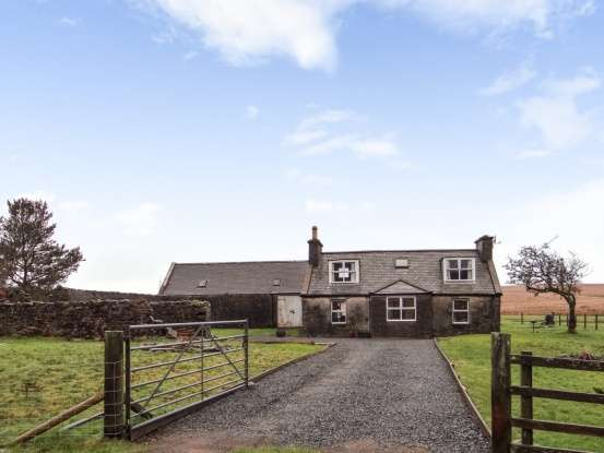 4 Bedrooms Detached House for sale in New Luce, Newton Stewart, Wigtownshire, DG8 0AZ