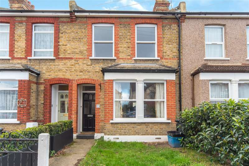 3 Bedrooms Terraced House for sale in Colonial Avenue, Twickenham, TW2