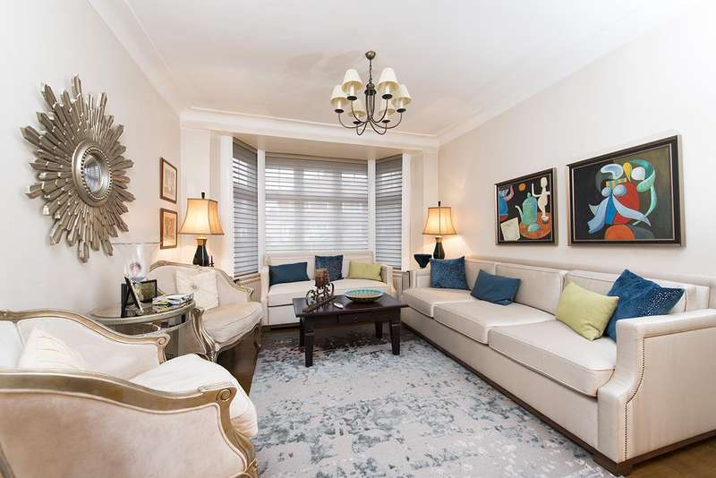 4 Bedrooms Semi Detached House for sale in Grampian Gardens, NW2