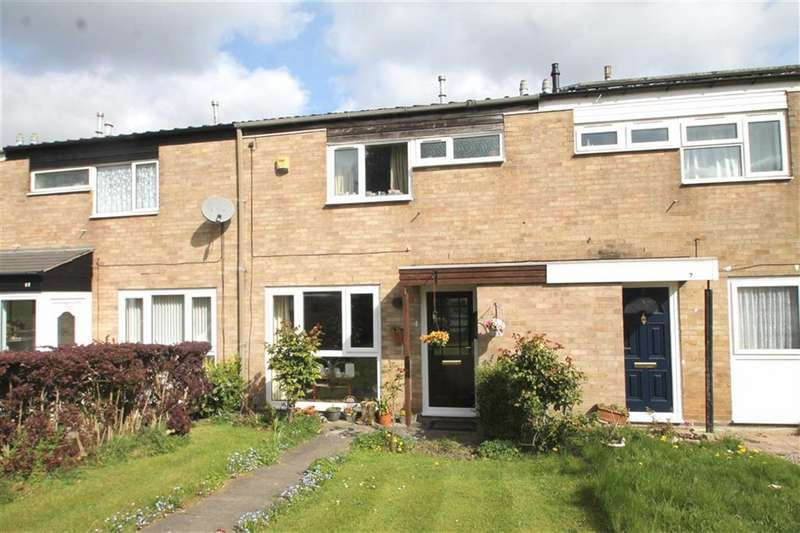 3 Bedrooms Terraced House for sale in Bean Croft, Woodgate Valley