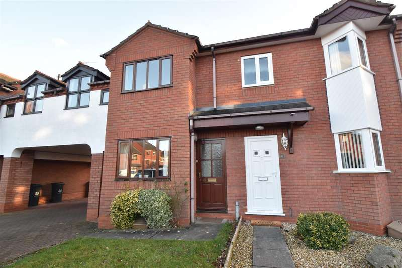 2 Bedrooms Terraced House for sale in Bicton Avenue, Worcester