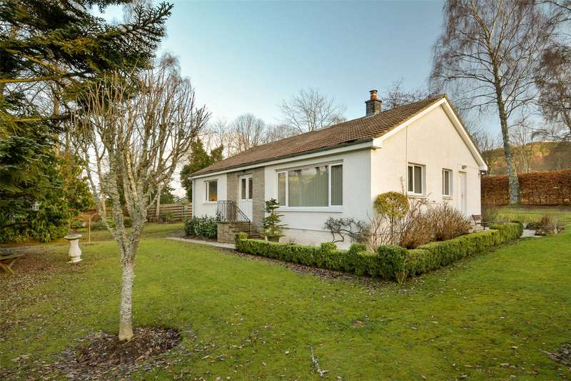 3 Bedrooms Detached House for sale in Schiehallion, 23 Alma Avenue, Aberfeldy, Perth and Kinross, PH15