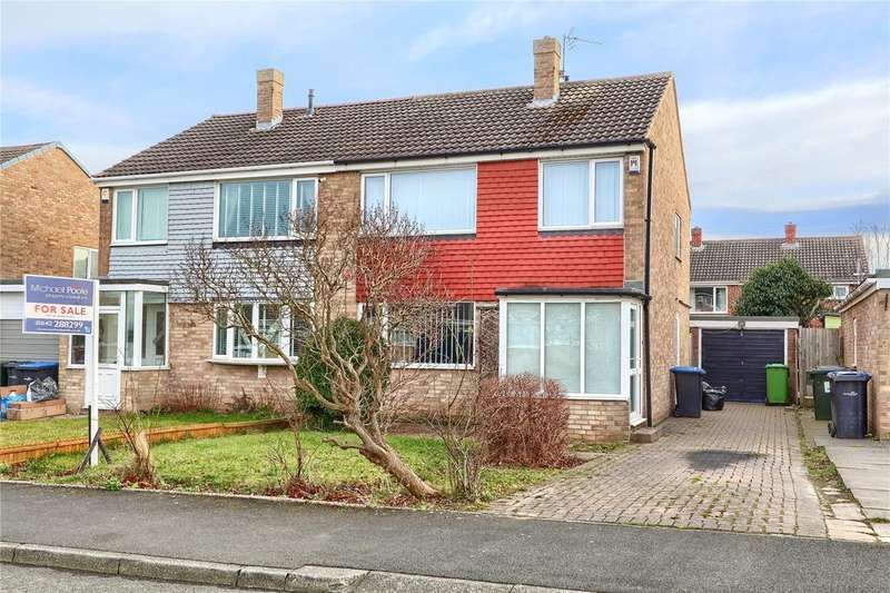 3 Bedrooms Semi Detached House for sale in Andover Way, Hemlington