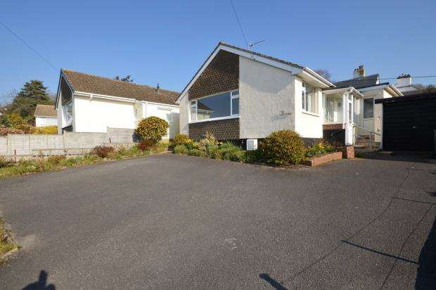 2 Bedrooms Detached Bungalow for sale in Crokers Meadow, Bovey Tracey, Newton Abbot, Devon