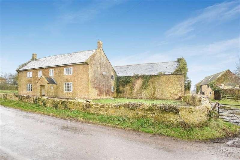 5 Bedrooms Detached House for sale in Stibbear Lane, Donyatt, Ilminster, Somerset, TA19