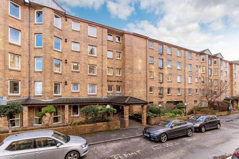 2 Bedrooms Retirement Property for sale in 23 Homescott House, 6 Goldenacre Terrace, Edinburgh, EH3 5RE