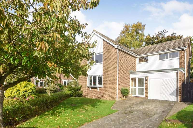 3 Bedrooms Detached House for sale in Byron Drive, Wickham Bishops