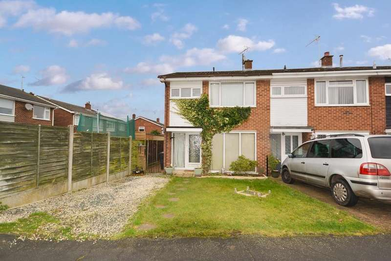 3 Bedrooms End Of Terrace House for sale in Medley Road, Rayne, Braintree, Essex, CM77