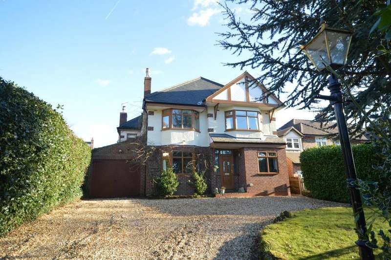 6 Bedrooms Detached House for sale in Firs Lane, Appleton, Warrington
