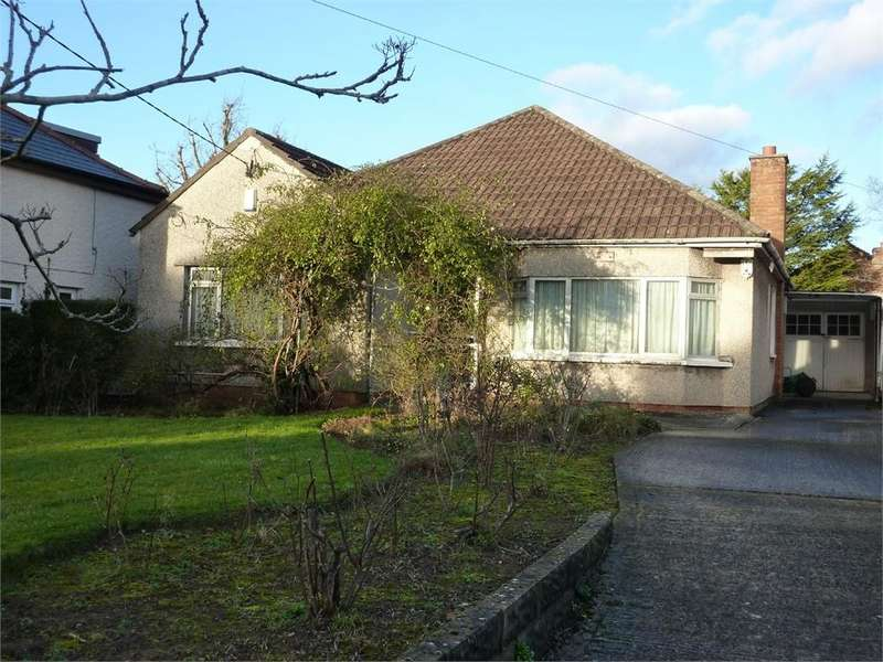 4 Bedrooms Detached Bungalow for rent in Murch Road, Dinas Powys