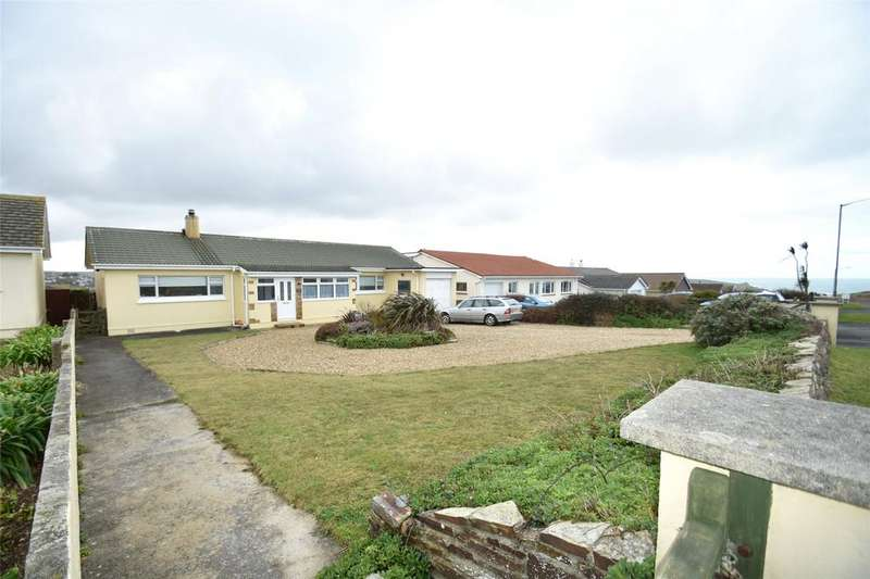3 Bedrooms Detached Bungalow for sale in Pentire Avenue, Newquay