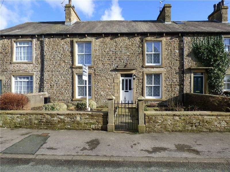 3 Bedrooms Unique Property for sale in Ivy Cottages, Gisburn Road, Hellifield, Skipton