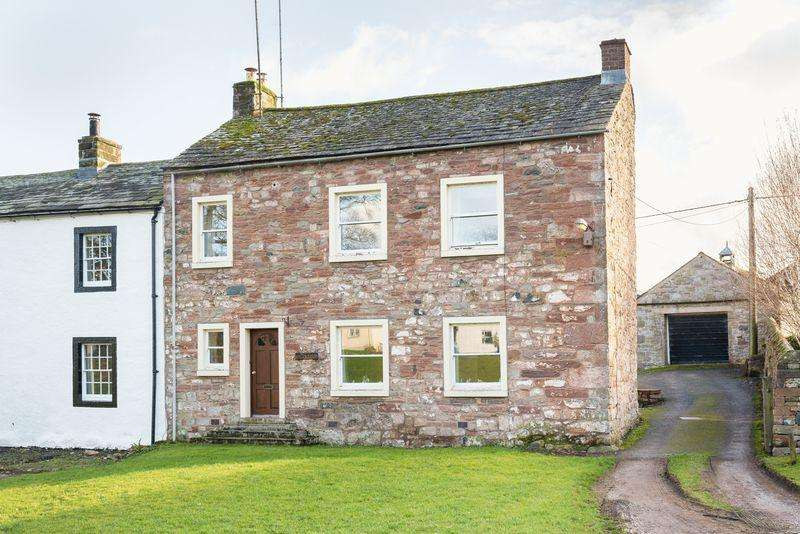 3 Bedrooms Semi Detached House for sale in Thrimdale, Askham, Penrith