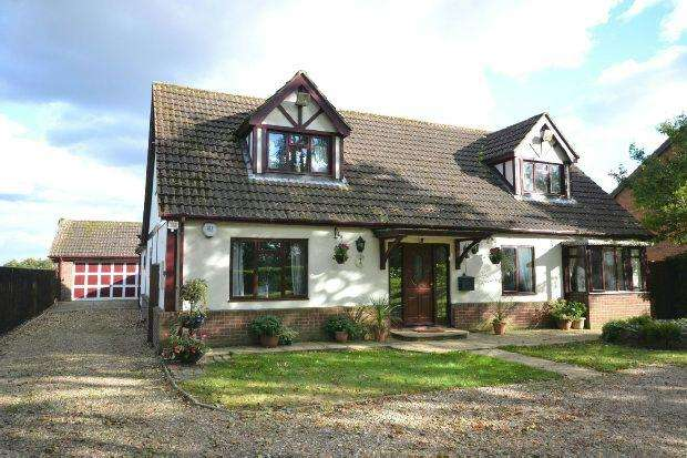 4 Bedrooms Detached House for sale in Main Road, Brigsley, Grimsby