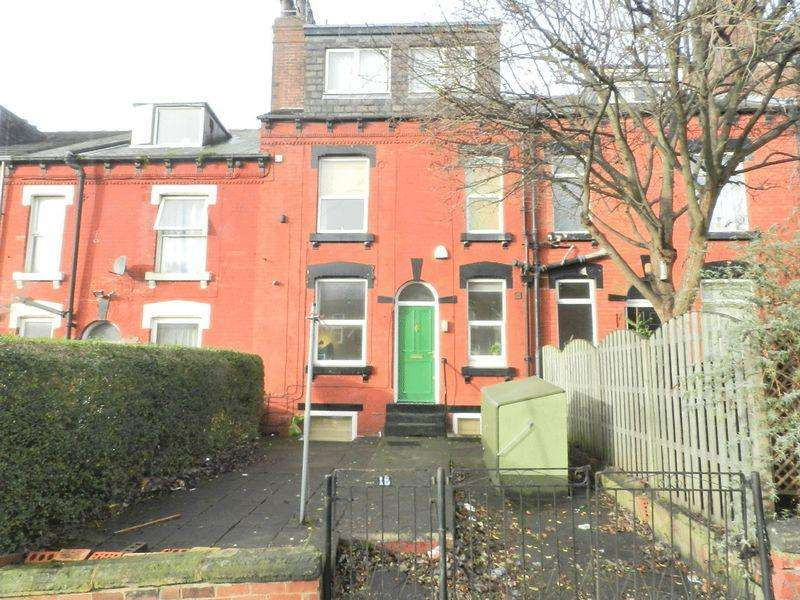 5 Bedrooms Terraced House for sale in Haddon Place, Leeds