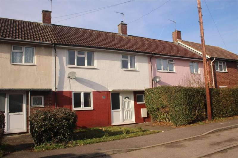 3 Bedrooms Terraced House for rent in The Croft, Welwyn Garden City, Hertfordshire