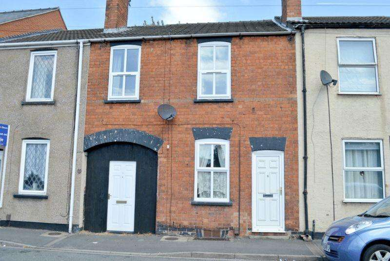 3 Bedrooms Terraced House for sale in Spencer Street, Lincoln