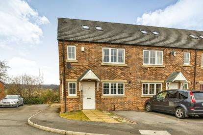3 Bedrooms End Of Terrace House for sale in Ashdown Grove, Lanchester, Durham, County Durham, DH7