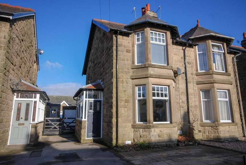 4 Bedrooms Semi Detached House for sale in Heath Grove, Buxton
