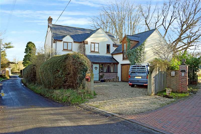5 Bedrooms Detached House for sale in Hatch Beauchamp, Taunton, Somerset, TA3