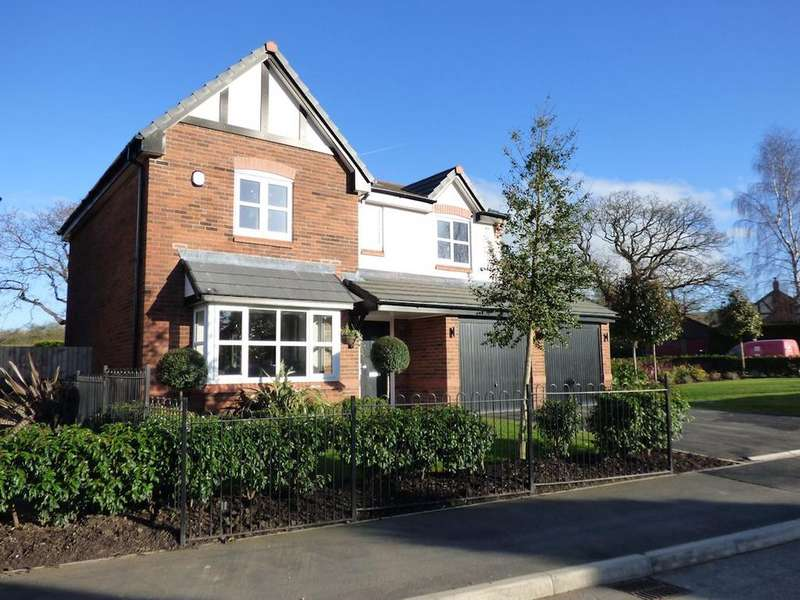 4 Bedrooms Detached House for rent in Grasscroft Way, Whalley, Clitheroe BB7