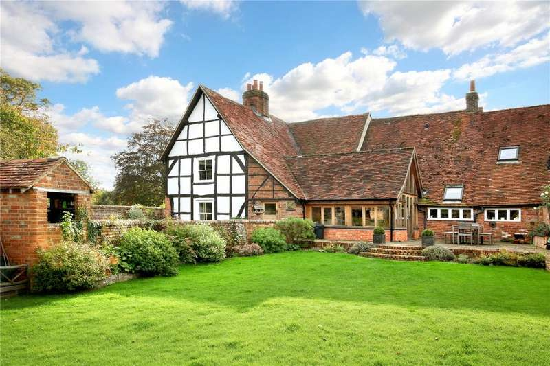 6 Bedrooms Semi Detached House for sale in London Road, Blewbury, Didcot, Oxfordshire, OX11