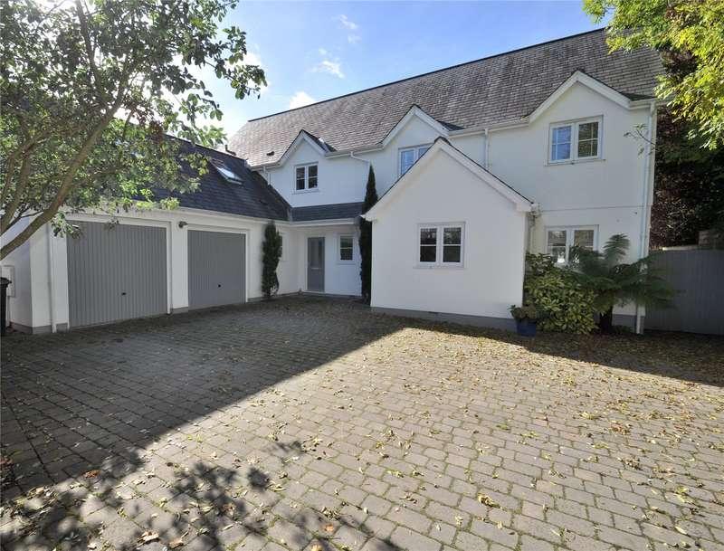 5 Bedrooms Detached House for sale in Tidcombe Lane, Tiverton, Devon, EX16