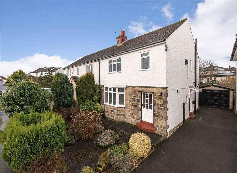 3 Bedrooms Semi Detached House for sale in Clarendon Road, Eldwick, West Yorkshire