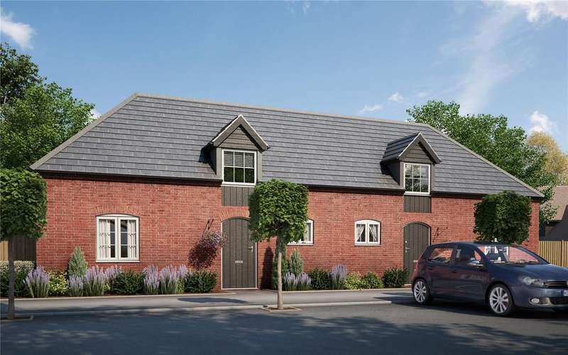2 Bedrooms Semi Detached House for sale in Malthouse Lane, Meath Green, Horley, Surrey, RH6