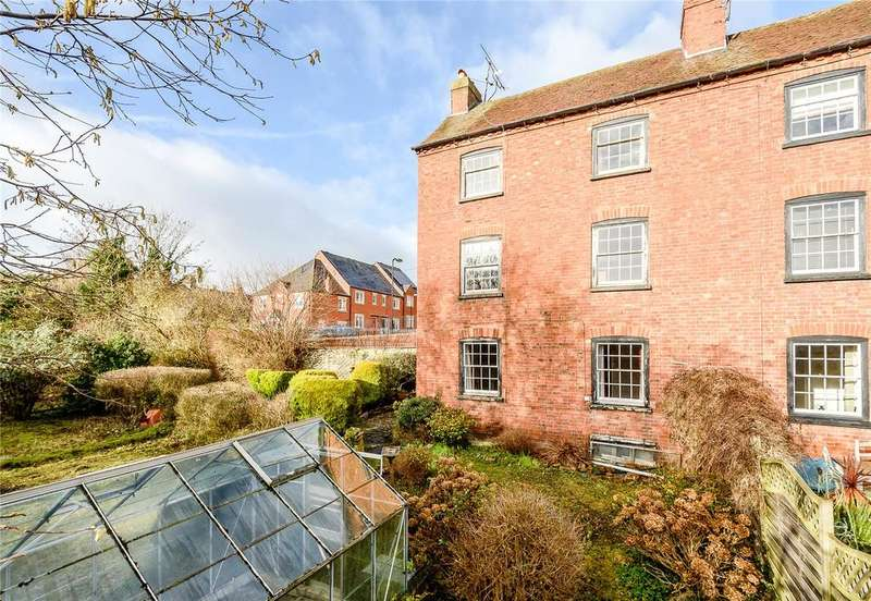 4 Bedrooms Semi Detached House for sale in Friars Walk, Ludlow, Shropshire