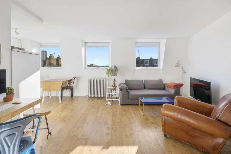 1 Bedroom Flat for sale in Queens Crescent, London, NW5