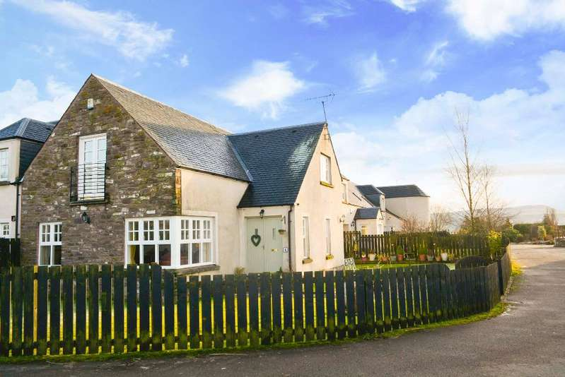 3 Bedrooms Barn Conversion Character Property for sale in Netherton Farm, Thornhill, Stirling, FK8 3QQ