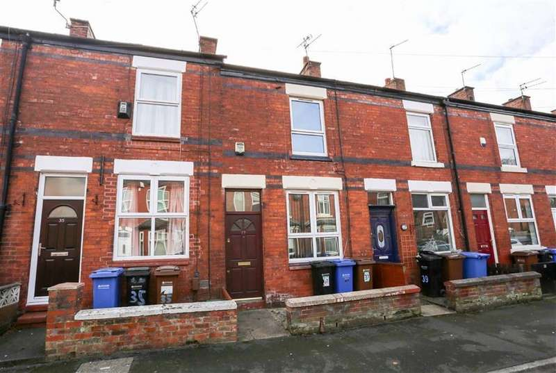 2 Bedrooms Terraced House for sale in Jennings Street, Edgeley, Stockport